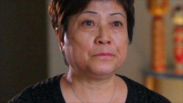 Sakhalin resident Yelena Kon
