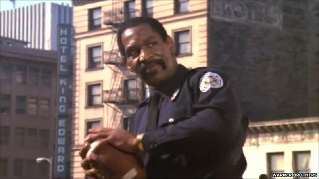 Bubba Smith as Moses Hightower in Police Academy 2