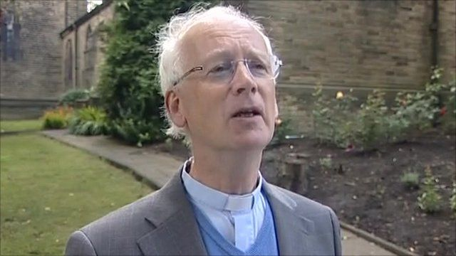 The Reverend Martin Russell