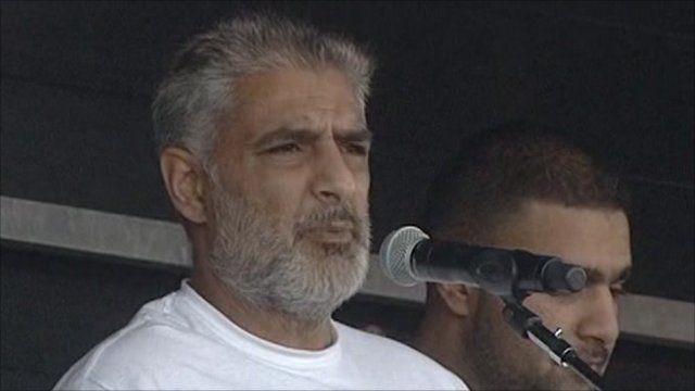 Tariq Jahan, father of Haroon Jahan