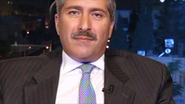 Jordanian Foreign Minister Nasser Judeh