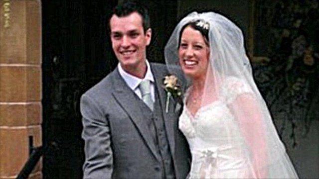 Ian Redmond and Gemma Houghton