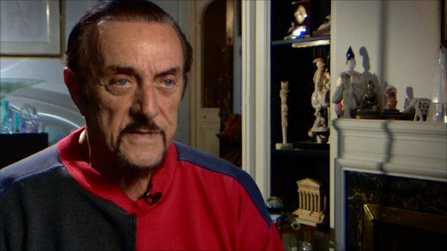 Philip Zimbardo the psychologist behind the Stanford Prison Experiment