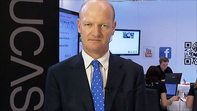 Universities Minister, David Willetts