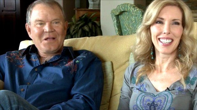 Glen and Kim Campbell