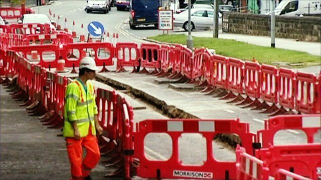 Companies could be charged for carrying out peak time road works