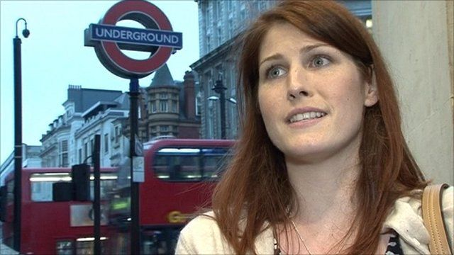 London commuters on 'caught on camera' sites