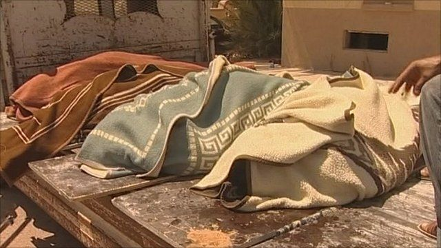 Bodies in rugs