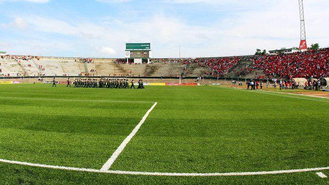 Maputo stadium