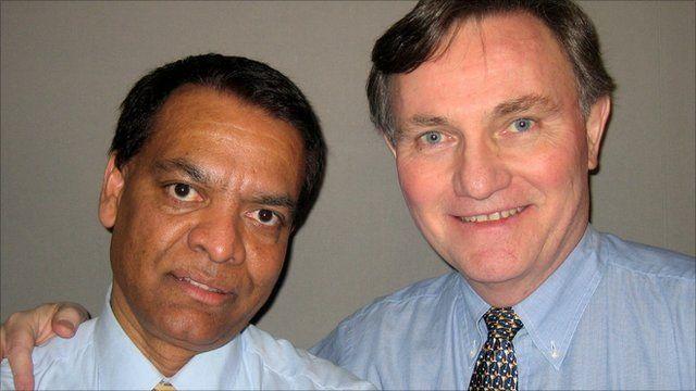 Stanley Praimnath and Brian Clark