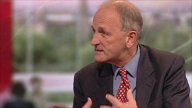 Prof Chris Ham, chief executive of King's Fund