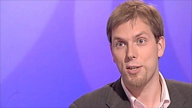 Green Councillor Jason Kitcat