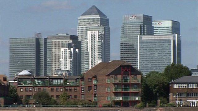 London banks