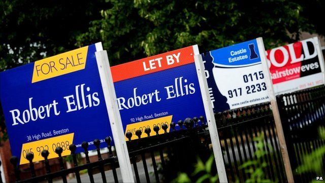 For Sale, To Let, Let By and Sold signs