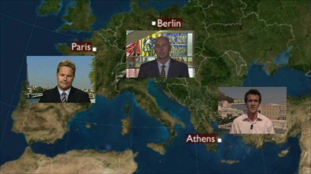 BBC correspondents
