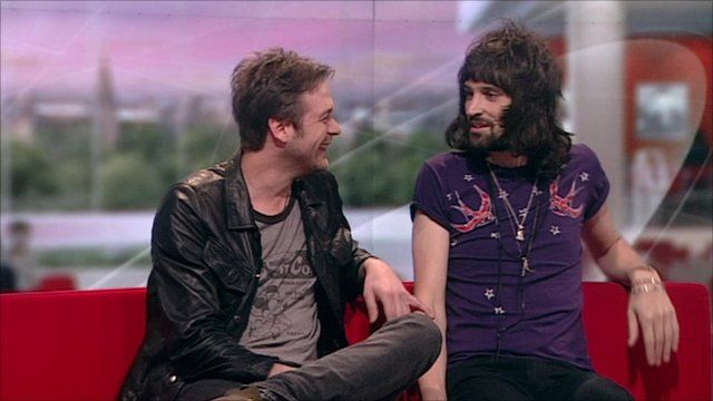 tom Meighan and Serge Pizzorno