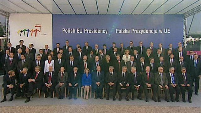 European finance ministers