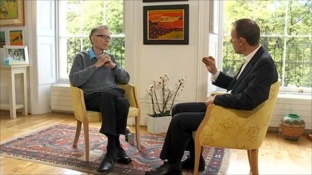 Philip Gould talks to Andrew Marr