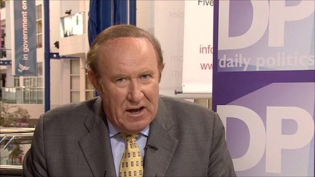 Andrew Neil at Liberal Democrat conference