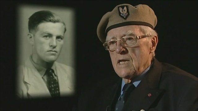 Joe Schofield, SAS war veteran