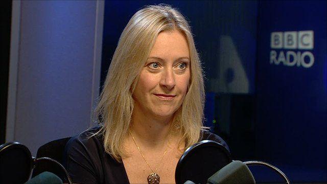 Jill McDonald, chief executive, McDonald's UK