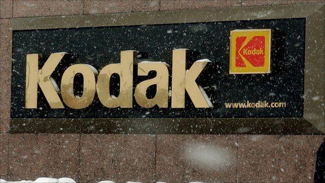 Kodak headquarters in New York