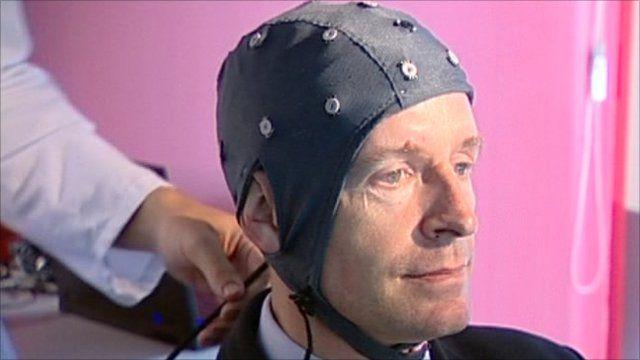 BBC's David Sillito uses the new technology