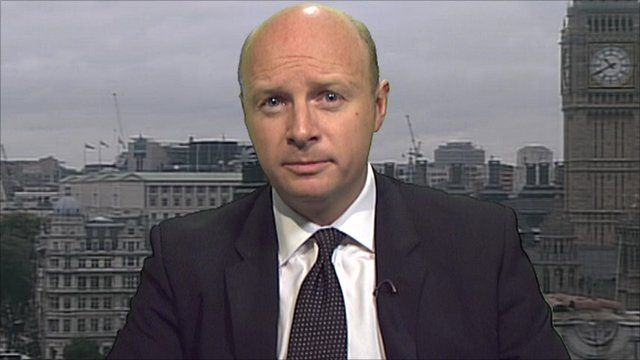 Shadow secretary for work and pensions Liam Byrne
