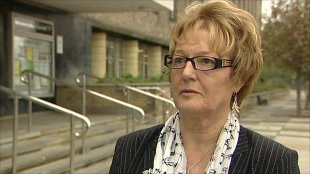 Leader of Brent Council, Councillor Ann John