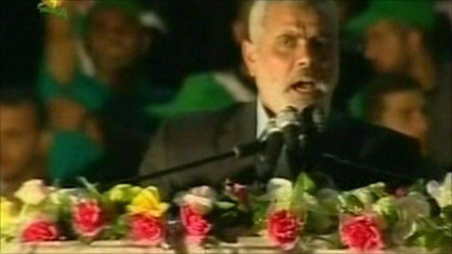 Ismail Haniya