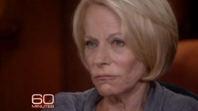 Ruth Madoff, speaking on CBS programme 60 Minutes