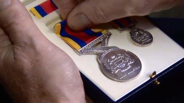 Malaya medal