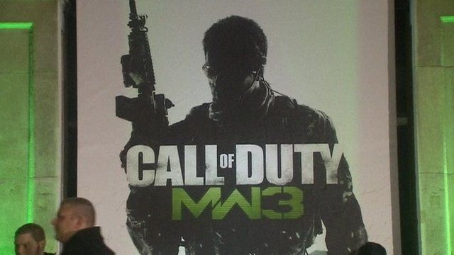 Poster for Call of Duty: Modern Warfare 3 l