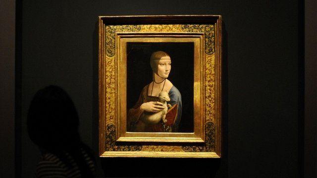 Portrait of Cecilia Gallerani