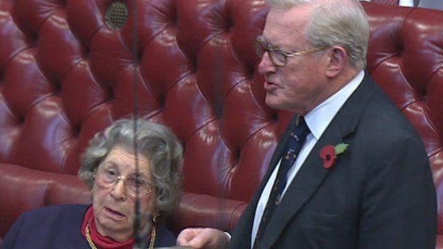 Baroness Trumpington and Lord King