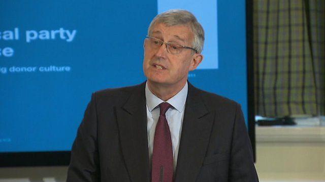 Sir Christopher Kelly