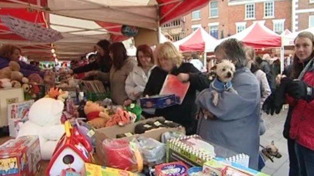 Newark market