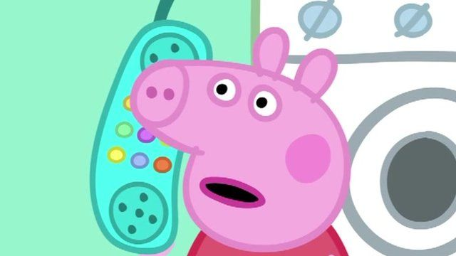 Peppa Pig - courtesy of Channel Five
