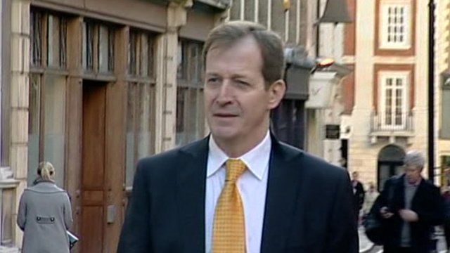 Former Downing Street director of communications Alastair Campbell