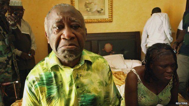 File - Laurent Gbagbo