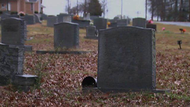 Clover cemetery