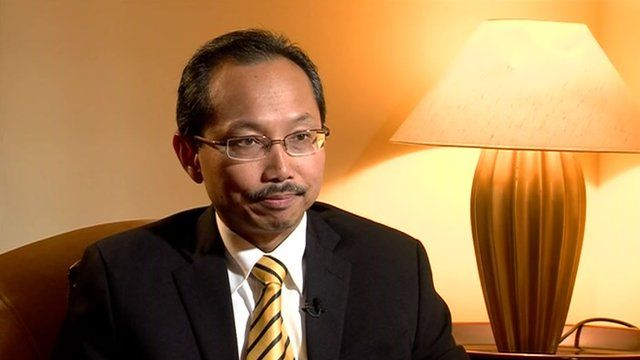 Abdul Wahit Omar, chief executive of Maybank