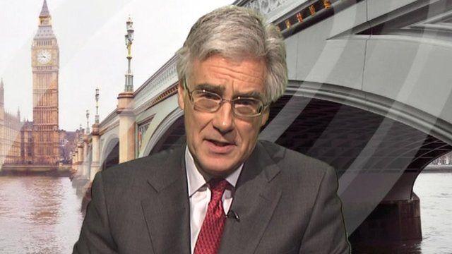 FSA chairman, Adair Turner