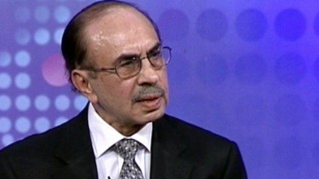 Adi Godrej at the BBC World Debate in Mumbai