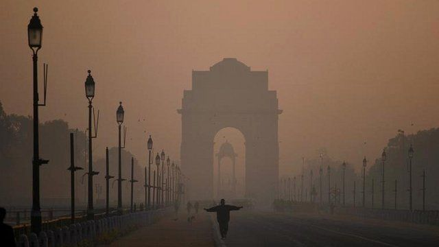 India Gate monument, New Delhi, India