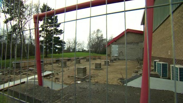 Sports centre to be demolished in Crook