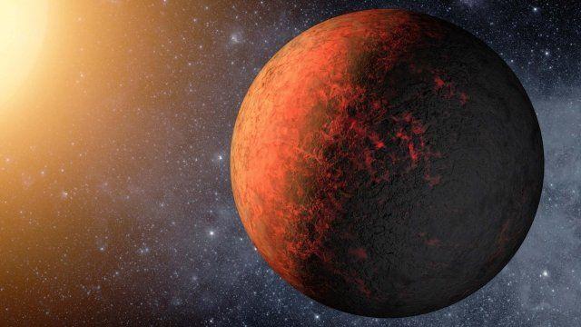 """An artist""""s impression of Kepler-20e"""