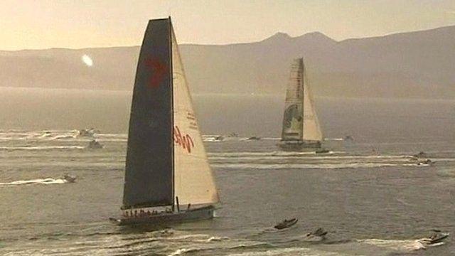 Race competitors