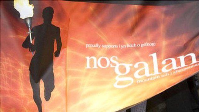 Nos Galan poster