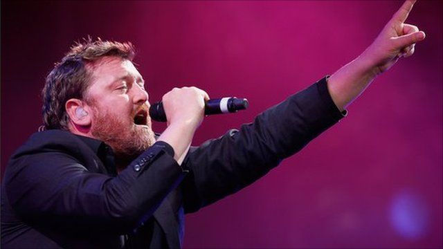 Guy Garvey form Elbow